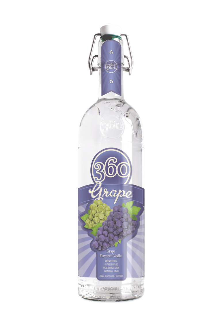 grape flavored vodka