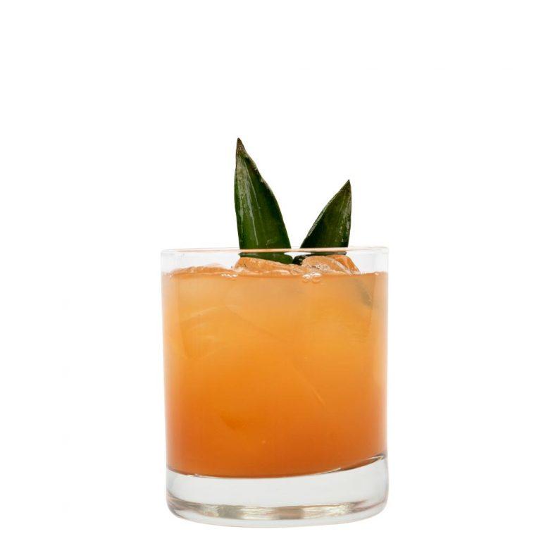 pineapple flavored vodka