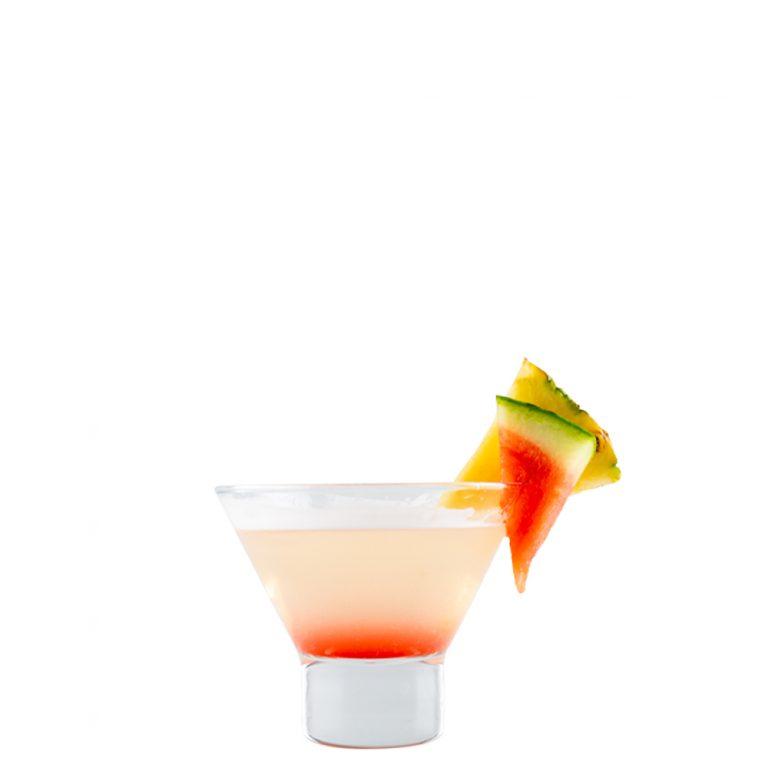 sour watermelon cocktail