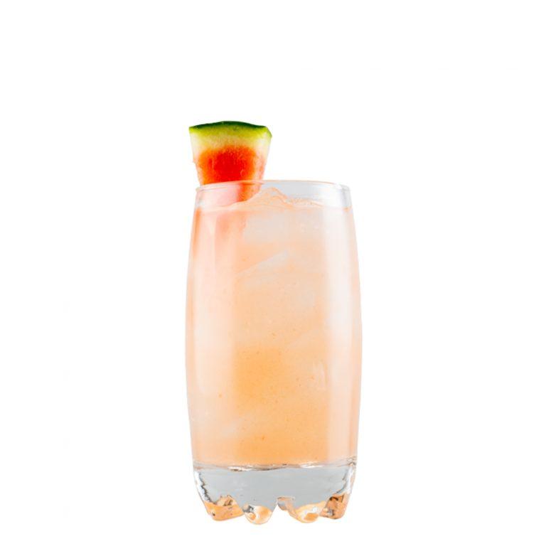 watermelon smash cocktail